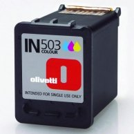 Olivetti oryginalny ink B0509, cyan/magenta/yellow, 7ml, Olivetti Olivetti Anyway/ Olivetti Simpleway