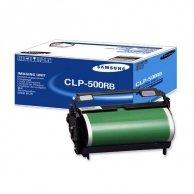 Samsung oryginalny bęben CLP-500RB, black, 50000/12500s, Samsung CLP 500