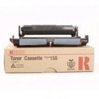 Ricoh oryginalny toner 339481, black, 4000s, Typ 150, Ricoh Laserfax 2700L, 3700, 4700, 4800, 262g