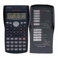 Kalkulator Casio, FX 82 MS, czarna