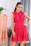 Estina Raspberry 0316 sukienka