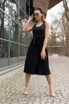 Meratin Black D07 sukienka