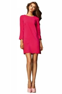 Sukienka - różowy - S28