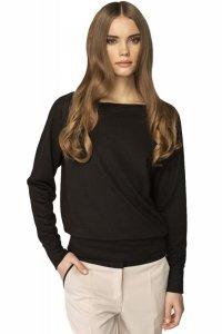 Sweter - czarny - SW01