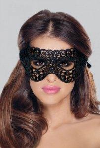 Maska na oczy 6686 czarny