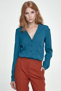 Koszula - zielony - K50