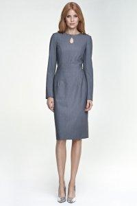 Sukienka Erin - szary - S79