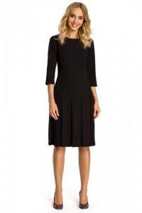 M336 sukienka czarna