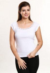 Greta biały bluzka