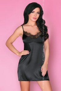 Armida LC 90396 Black Beauty Onyx Collection koszulka i majtki