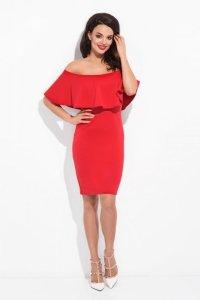1 Cocoviu Sukienka Spain czerwona PROMO