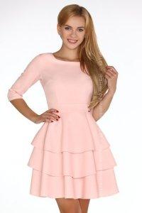 Reethan Pink sukienka