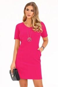 Minar Fuchsia 85476 sukienka