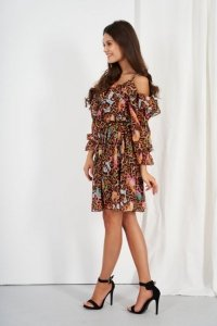 Sukienka LG522 druk 13