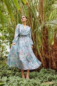 Sukienka LG549 druk 14