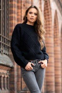 Xmasin Black sweter