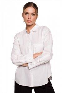 S276 Koszula klasyczna - biała