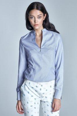 Koszula - niebieski - K48