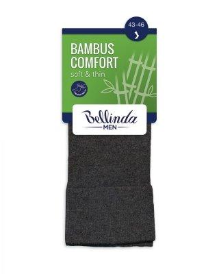 BE497520 Bambus comfort skarpety bezuciskowe