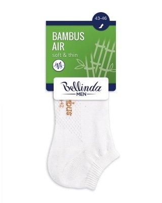 BE497554 Bambus Air In-Shoe skarpety stopki