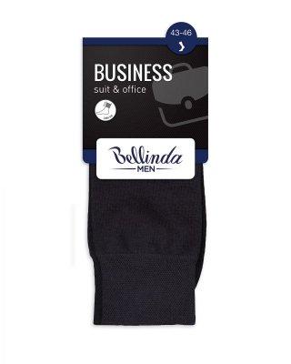 BE497579 Business skarpety garniturowe