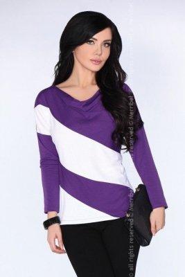 CG004 Purple bluzka