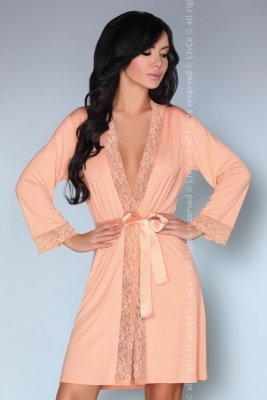 Natela LC 90381-1 Kore Peach Collection szlafrok