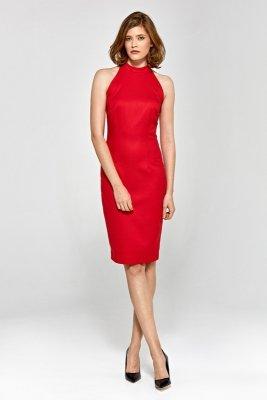 Sukienka cs14 - czerwony - CS14