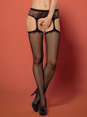 Garter stockings S232