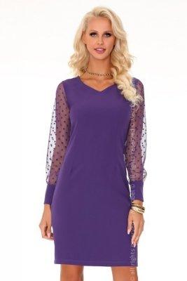 Nausica Purple 85315 sukienka