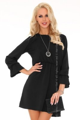 Aniali Black 85306 sukienka