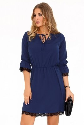 Shanice Dark Blue 85495 sukienka