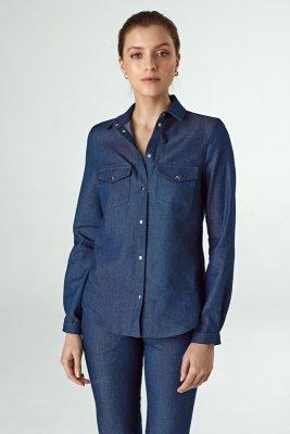 Koszula ck03 - jeans - CK03