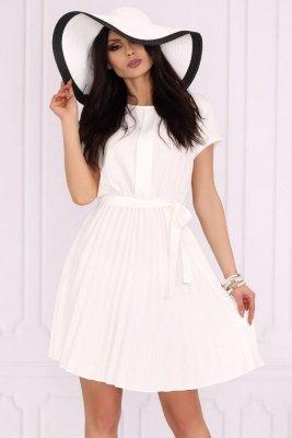 Medesia White 85515 sukienka