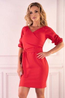 Meriennal Red sukienka