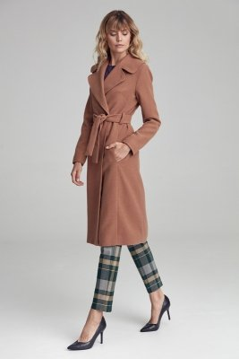 Płaszcz cpl02 - brąz - CPL02