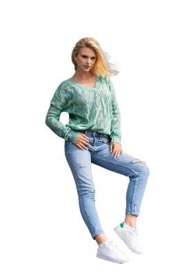 Gloris Mint sweter