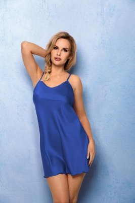 Koszula nocna VENA VHL-375 niebieski