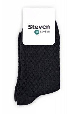 Steven 125-007  skarpetki bezuciskowe