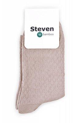 Steven 125-009  skarpetki bezuciskowe