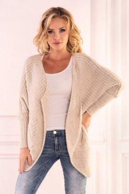 Monaren Beige sweter