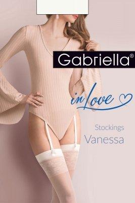 1 Gabriella Vanessa code 476 pończochy do paska PROMO