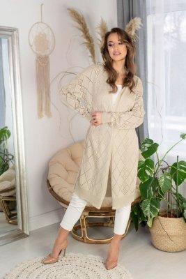Loriga Beige sweter