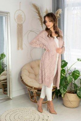Loriga Dirty Pink sweter