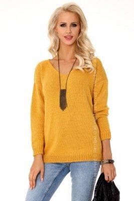 Margitam Mustard sweter