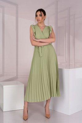Merlotina Olive D03 sukienka