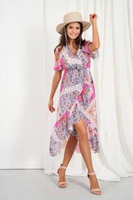 Sukienka LG523 druk 16