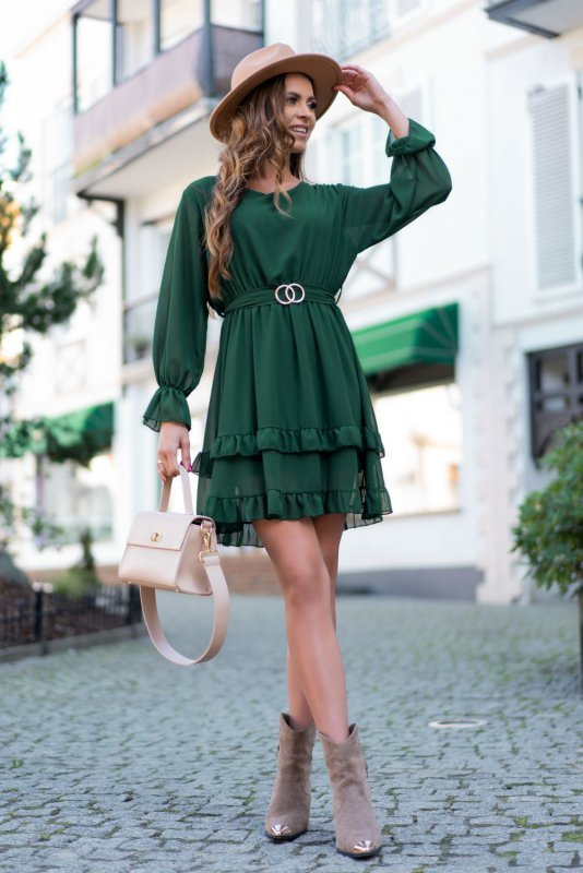 Perlid sukienka