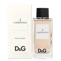 Dolce & Gabbana 3 L'Imperatrice Woda toaletowa 100 ml