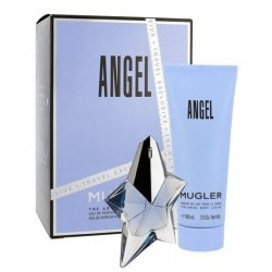 Thierry Mugler Angel Zestaw - EDP 50 ml + BL 100 ml